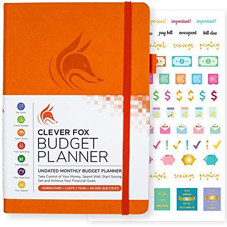 Image result for clever fox budget planner